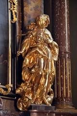 Prag-St.Nikolaus 18 (fotomänni) Tags: prag praha prague kirche church eglise stnikolaus sakralfotografie sakralekunst skulptur skulpturen sculpture manfredweis