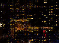 building abstract (Beau Finley) Tags: lasvegas beaufinley nevada strip city night longexposure reflection building hotel abstract architecture 2018