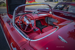 Corvette DSC_9022 (ikerekes81) Tags: chevroletcorvette chevrolet corvette red car motorvehicle vehicle maryland md carsandcoffee carsandcaffeemd cornerbakery redchevroletcorvette outdoor outside closeup nikond500 nikon d500 18105mm istvankerekes ik istvan kerekes streetphotography