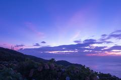 P7214637 (kunmorita) Tags: star 星 海 空 夜空 夜間撮影 sea sky night 夕焼け マジックアワー magic hour 黄昏
