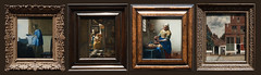 Four Vermeers at the Rijks (eScapes Photo) Tags: netherlands holland amsterdam rijksmuseum vermeer