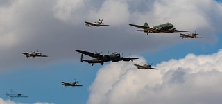 BBMF in the