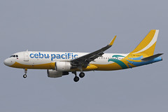 RP-C4107 SIN 10.02.2018 (Benjamin Schudel) Tags: rpc4107 cebu pacific airbus a320 sharklets sin singapore changi international airport