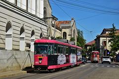 Be 8/8 SWS #169 R.A.T.P. Iaşi (3x105Na) Tags: be 88 sws 169 ratp iaşi rumunia rumänien strassenbahn strasenbahn tram tramwaj