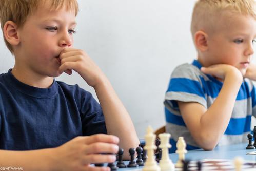 VIII Turniej Szachowy o Mistrzostwo Przedszkola Wesoła Piątka (52 of 78)
