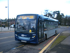 Metrobus No. 6763, registration No. YX63 ZWW (johnzebedee) Tags: bus motorbus metrobus crawley sussex transport publictransport johnzebedee adl ade20d