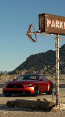 Ford Mustang (Matze H.) Tags: ford mustang gt fastback sport gran turismo wallpaper uhd 4k screenshot render usa desert mountain