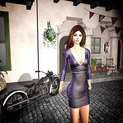LuceMia - Prism (MISS V♛ ITALY 2015 ♛ 4th runner up MVW 2015) Tags: prism designercircle sl secondlife mesh fashion creations blog beauty hud colors models lucemia