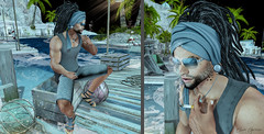 NEW POST 487 (Blogger & Owner of p.o.s.e.) Tags: nomatch etham equal menonlymonthly hipstermen