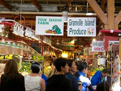 Early Morning Shopping (Stirrett6) Tags: publicmarket granvilleisland people