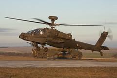 ZJ172_ApacheAH1_BritishArmy_SPTA_Img02 (Tony Osborne - Rotorfocus) Tags: agustawestland ah64 apache attack helicopter jaguar pashtun plain salisbury spta british army air corps ah1 boeing training area aac 2011 farp