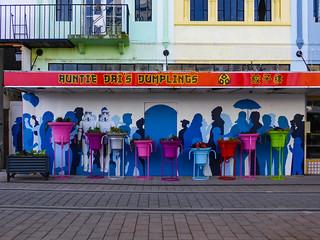 Auntie Dai's Dumplings