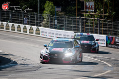 "Honda Civic Type R TCR- All-Inkl.Com Münnich Motorsport ""Esteban Guerrieri"" - WTCR Race of Portugal 2018 (dj_edob) Tags: djedob telmogil telmogilfotografia racing race motorsport racecar circuitodevilareal vilareal fia wtcr motorracing nikon honda thepowerofdreams hondacivic typer allinklcommünnichmotorsport allinklcom estebanguerrieri yannehrlacher"