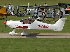 G-CENA Dyn Aero MCR1 (johnyates2011) Tags: sywell laarally2017 laarallysywell2017 gcena dynaero dynaeromcr1