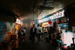 Ambience (samstandridge) Tags: tokyo japan ginza street city ambient lights travel walking adventure people sam standridge sony a7riii a7r iii 3