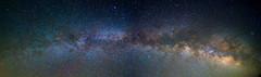 Milky Way (CaptSpaulding) Tags: canon california color contrast clouds centralcoast 6d rokinon sky nature night nightshot nanpa blue orange red landscape l santamargarita unitedstates
