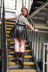 Model Prisoner (David Blandford photography) Tags: sabrina cornhill prison stepton mallet old bakery studio