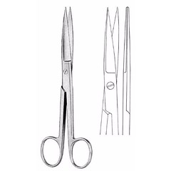 Standard Operating Scissors 11.5 cm , Sharp/Sharp Straight (jfu.industries) Tags: general health healthcare hospital industries instruments jfu medical operating pakistan scissors sharp standard straight surgery surgical surgicalinstruments