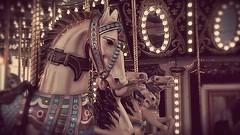 Carousel (Chasing Light SC) Tags: carousel horses horse merrygoround carnival disneyland festival circus