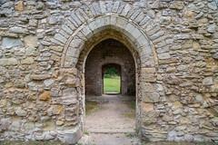 Netley Abbey ruins. (Meon Valley Photos.) Tags: netley abbey ruins building doors ngc