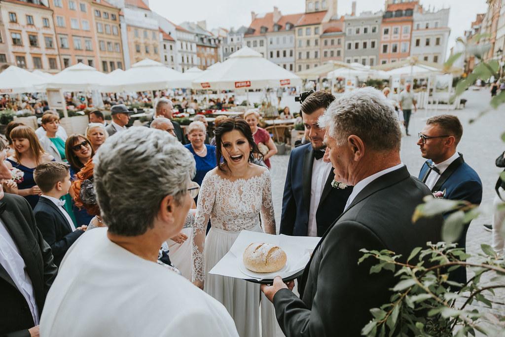 323 - ZAPAROWANA - Kameralny ślub z weselem w Bistro Warszawa