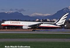 Canadian Airlines B767-375/ER C-FOCA (planepixbyrob) Tags: canadian canadianairlines boeing 767 767300 cfoca yvr vancity vancouver kodachrome