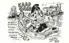 13600005 (myQSL) Tags: cb radio qsl card 1970s picasso