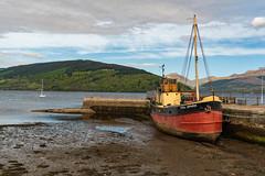 Inveraray (JuandeCT) Tags: inveraray highlands escocia scotland loch lago lomond fyne