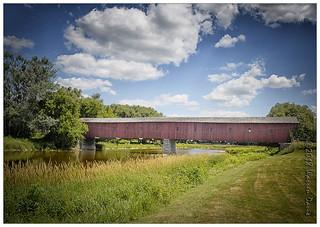 West Montrose Covered Bridge #2
