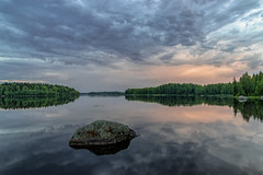 the lake (katrinlillenthal) Tags: beautyinnature nature landscape seascape rock sky dramaticsky water lake