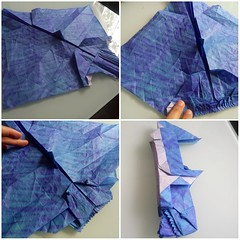 White Shark process (GGIamBatman) Tags: origami papiroflexia white shark tiburon blanco cp process