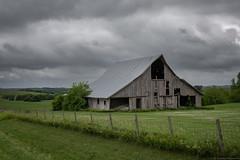 Arrival (Jake Rogers Photo) Tags: jakerogersphotography jakerogers thunderstorms rurallandscape farmlife countryliving farm barn backroads rural stormclouds stormy storm iowa