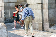Glamur (rossendgricasas) Tags: glamur glamour elegance moda people barcelona catalonia photography photoshop photo photographer photoday photos street streetphotography