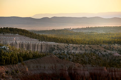 Morning glow (Objects1000) Tags: sunrise brycecanyon landscape
