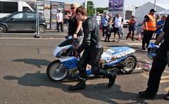 Junior Drag Bike_0635 (Fast an' Bulbous) Tags: racebike motorcycle moto bike biker dragbike santapod drag strip race track pits fast speed power acceleration motorsport nikon outdoor d7100 gimp