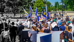 2018.06.26 Muslim Ban Decision Day, Supreme Court, Washington, DC USA 04013