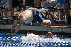SONC SummerGames18 Tony Contini Photography_1207 (Special Olympics Northern California) Tags: 2018 summergames swimming swimmer athlete maleathlete water dive specialolympics