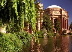 "San Francisco – Palace Of Fine Arts ""Rotunda"" (David Paul Ohmer) Tags: san francisco california palace of fine arts rotunda"