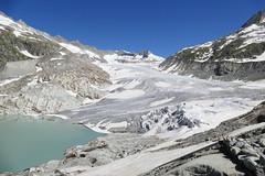 Rhone Gletscher glaciar Furka Pass Switzerland (roli_b) Tags: rhonegletscher rhone gletscher glaciar glacier switzerland furka pass belvedere schweiz suisse suiza svizzera berge mountains rhône wallis gletsch travel viajar