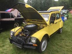 1976 Citroen Dayne (kschwarz20) Tags: car carshow citroen kts sully