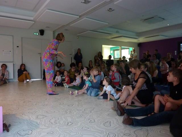 Photo 5 - Le service petite enfance fête l'arrivée de l'été!