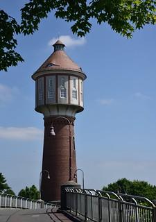 Der Wasserturm in Lingen