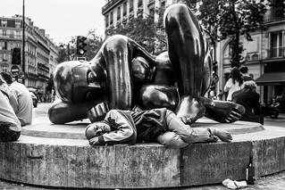 Street - Sleeping Mimicry