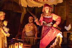 New Redhead Pirate (tiggerrph) Tags: disneydarkride pirates piratesofthecaribbean magickingdom waltdisneyworld canonphotography disneyphotography canont7i redhead disney adventureland