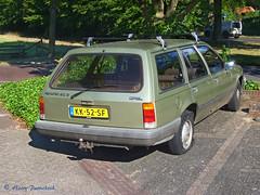 Opel Rekord Caravan 2.0S  01-1984 KK-52-SF (harry.pannekoek) Tags: opel rekord caravan 20s 011984 kk52sf