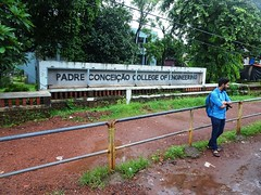Padre Conceicao College of Engineering (joegoauk73) Tags: joegoauk goa