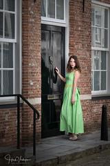 Romantic modelshoot Grave - Laura (Henk Verheyen) Tags: grave nl netherlands buiten flash flits model outdoor shoot laura