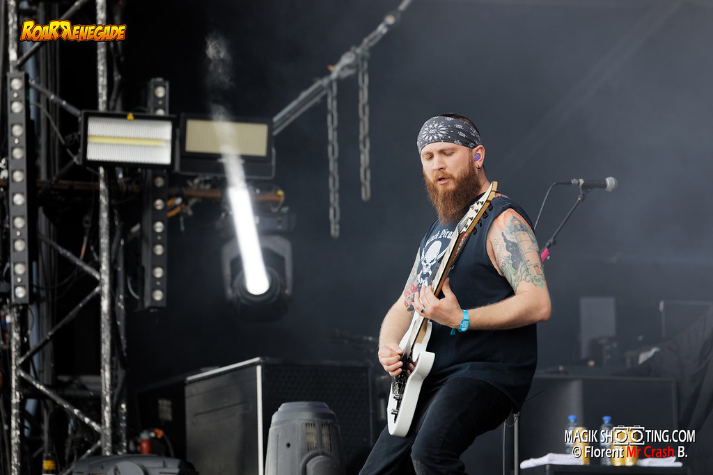 KILLSWITCH ENGAGE Live @t Hellfest Open Air Festival