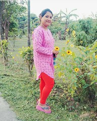 A Sexiest Good Morning (rahikabhabhi) Tags: sexy housewife women girls bhabhi lady ladies asian indian amateur morning good garden flower flowers people outdoor portrait nature colour hot