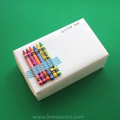 Gift Wrapping Ideas: Fun gift wrap ideas for kids. (giftsmaps.com) Tags: gifts